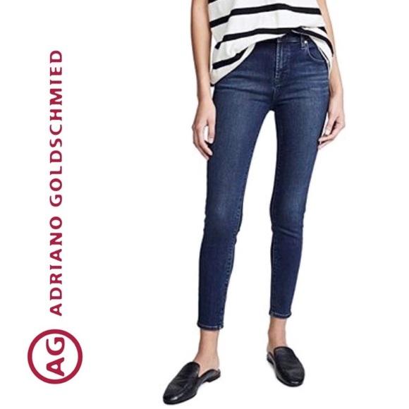 Ag Adriano Goldschmied Denim - AG-The Legging skinny jeans